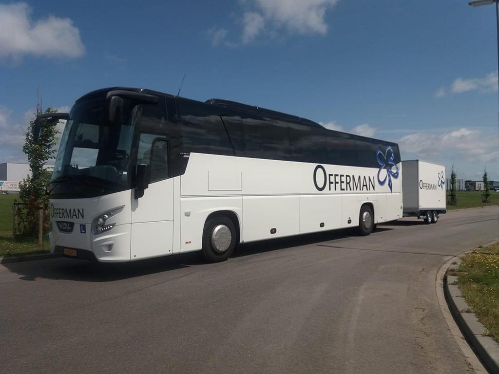 DE-rijbewijs VTC-Offerman
