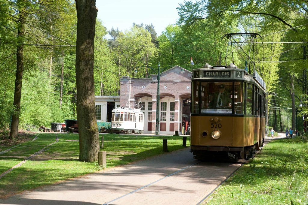 Schoolreis Nederlands Openluchtmuseum