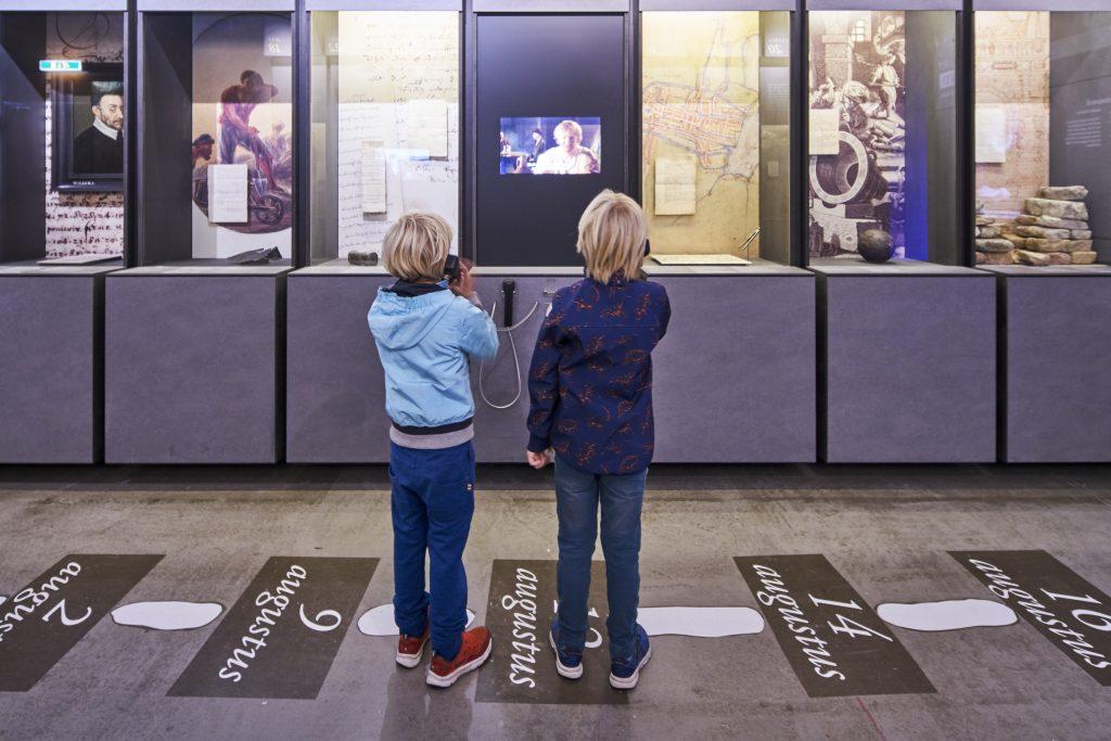 Schoolreis Stedelijk Museum Alkmaar